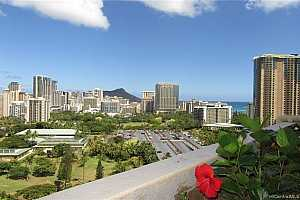 MLS # 201917041 : 1860 ALA MOANA BOULEVARD  UNIT PH2003