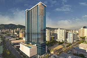 MLS # 201919432 : 641 KEEAUMOKU STREET  UNIT 2012
