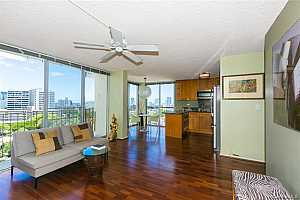 MLS # 201929701 : 1634 MAKIKI STREET  UNIT 902