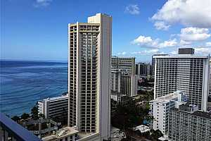 MLS # 201930471 : 2427 KUHIO AVENUE #3104