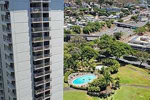 MLS # 202021092 : 1519 NUUANU AVENUE #2046