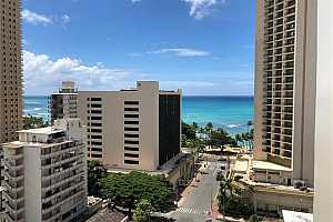 MLS # 202023321 : 2427 KUHIO AVENUE #1503