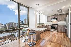 MLS # 202027246 : 1114 PUNAHOU STREET #PH3