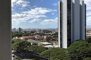 MLS # 202029304 : 2055 NUUANU AVENUE #1001