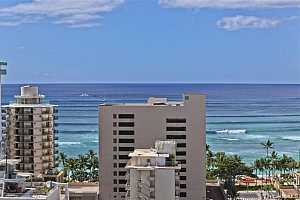 MLS # 202032490 : 2440 KUHIO AVENUE #1803