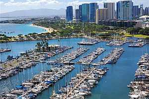More Details about MLS # 202119812 : 1777 ALA MOANA BOULEVARD #2443