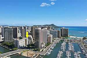 More Details about MLS # 202123588 : 1690 ALA MOANA BOULEVARD #501