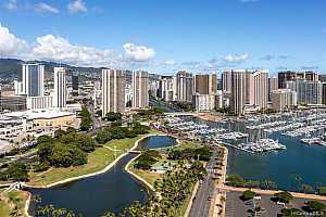 More Details about MLS # 202124655 : 1600 ALA MOANA BOULEVARD #3700