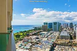 ALA MOANA HOTEL CONDO For Sale